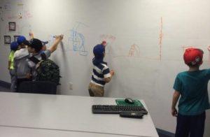 Grade one brainstormers
